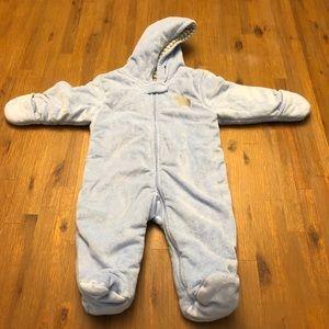 Warm One Piece Bodysuit for Baby!